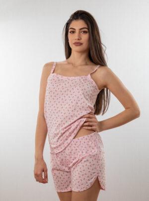 Ženski bebi dol IV dezen4, Bebi dol pidžama za žene od pamuka
