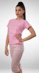 PIDŽAMA 3/4 NOGAVICA dezen1 - - Ženske pamučne pidžame. Udobne i kvalitetne pidžame za žene. Pogledajte našu ponudu udobnih i kvalitetnih ženskih pidžama za žene. Ženske pidžame online prodaja bih
