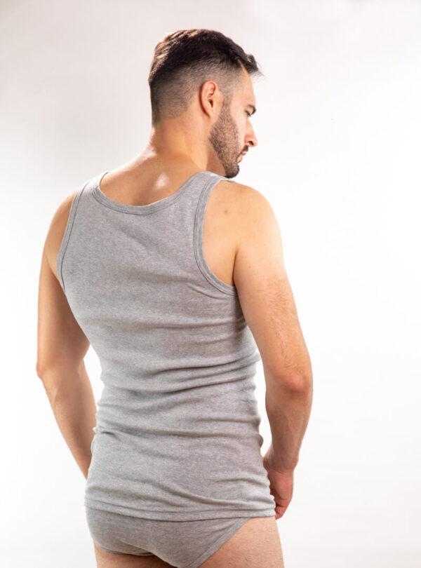 Muška atlet majica siva