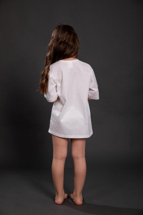 Majice za djevojčice kratak rukav